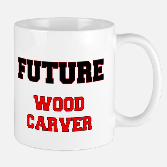Future Wood Carver Mug