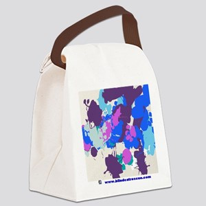 Made by the Cats Canvas Lunch Bag
