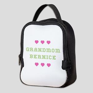 Grandmom Bernice Neoprene Lunch Bag