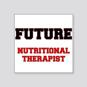Future Nutritional Therapist Sticker