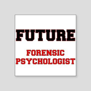 Future Forensic Psychologist Sticker