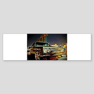 Datsun Bluebird SSS Bumper Sticker