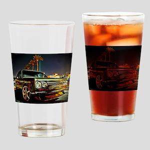 Datsun Bluebird SSS Drinking Glass