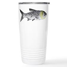 Bighead Carp (Asian Carp) fish Travel Mug