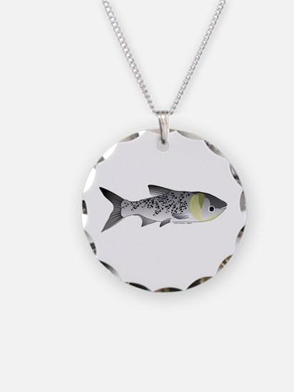 Bighead Carp (Asian Carp) fish Necklace