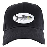 Bighead Carp (Asian Carp) fish Baseball Hat