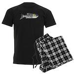 Bighead Carp (Asian Carp) fish Pajamas
