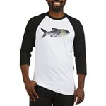 Bighead Carp (Asian Carp) fish Baseball Jersey