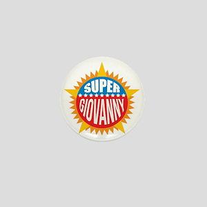 Super Giovanny Mini Button