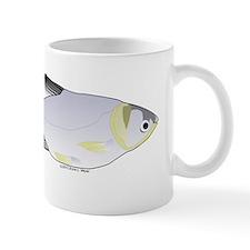 Silver Carp (Asian Carp) fish Mug