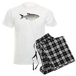 Silver Carp (Asian Carp) fish Pajamas