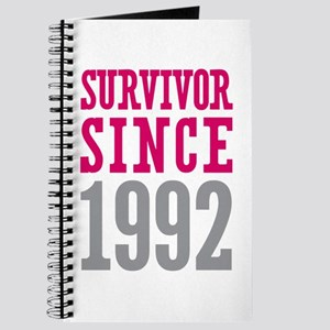 Survivor Since 1992 Journal