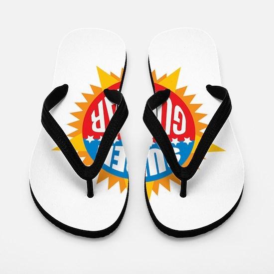 Super Gunnar Flip Flops