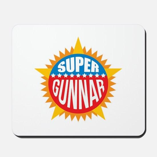 Super Gunnar Mousepad