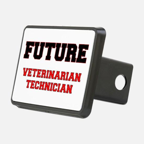 Future Veterinarian Technician Hitch Cover