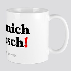GERMAN - KISS MY ASS! Z Small Mug
