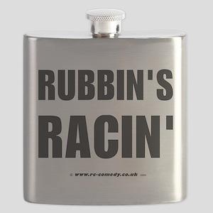 Rubbin's Racin' Flask
