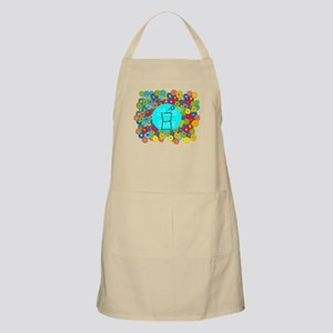 pharmacist grad abstract Apron