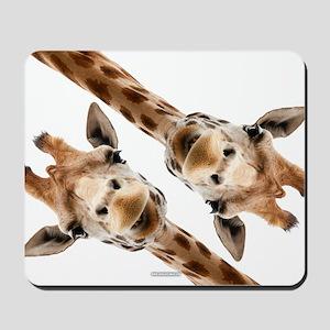 Giraffe Hangout Part 3 Mousepad
