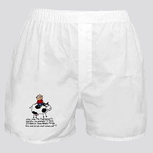 Squeeze These Dangly Things Boxer Shorts