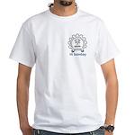 Iit Bombay White T-Shirt