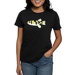 Amazon Puffer Women's Dark T-Shirt