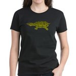 Matamata Turtle Amazon River Women's Dark T-Shirt