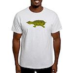 Matamata Turtle Amazon River Light T-Shirt