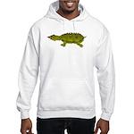 Matamata Turtle Amazon River Hooded Sweatshirt