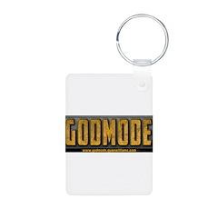 Godmode Title Keychains