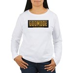 Godmode Title Long Sleeve T-Shirt