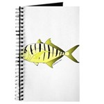 Yellow Trevally (aka Yellow Jack) fish Journal