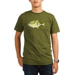 Yellow Trevally (aka Yellow Jack) fish T-Shirt
