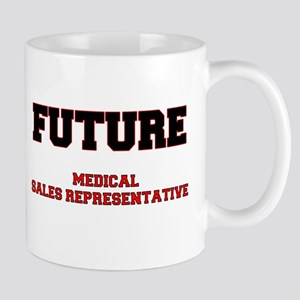 Future Medical Sales Representative Mug