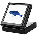 Humpback Whale (solo) Keepsake Box