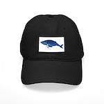 Humpback Whale (solo) Baseball Hat