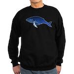 Humpback Whale (solo) Sweatshirt