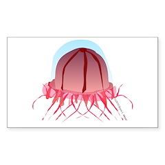 Deep Sea Jellyfish (Crossota) Decal