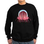 Deep Sea Jellyfish (Crossota) Sweatshirt