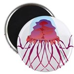 Deep Sea Jellyfish (Crossota Chillipeper) Magnet