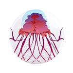 Deep Sea Jellyfish (Crossota Chillipeper) 3.5