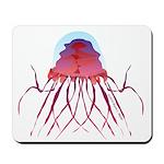 Deep Sea Jellyfish (Crossota Chillipeper) Mousepad