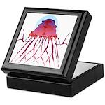 Deep Sea Jellyfish (Crossota Chillipeper) Keepsake