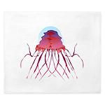 Deep Sea Jellyfish (Crossota Chillipeper) King Duv