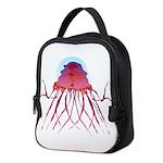 Deep Sea Jellyfish (Crossota Chillipeper) Neoprene