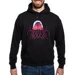 Deep Sea Jellyfish (Crossota Chillipeper) Hoodie