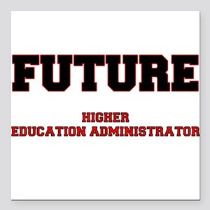 Future Higher Education Administrator Square Car M