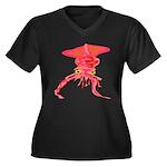 Colossal Squid (Annas Antarctica) Plus Size T-Shir