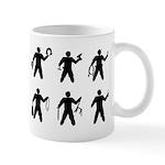 Universal Crew Identifier Silhouette Mug