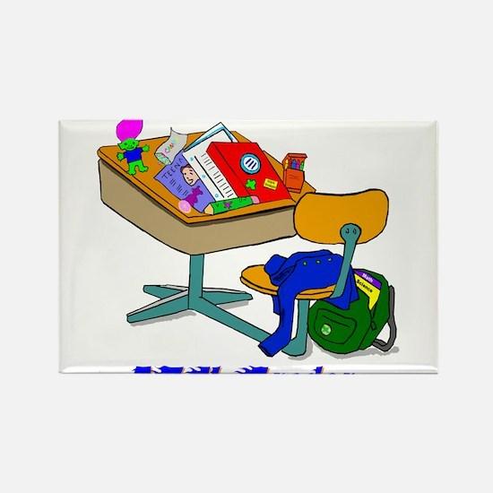 7th Grade Desk Design Magnets